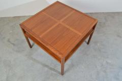 Baker Furniture Company Michael Taylor for Baker Furniture Square Cocktail Table - 1920381