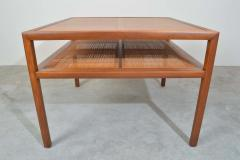 Baker Furniture Company Michael Taylor for Baker Furniture Square Cocktail Table - 1920384
