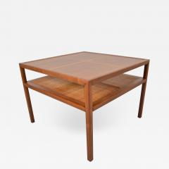 Baker Furniture Company Michael Taylor for Baker Furniture Square Cocktail Table - 1921157