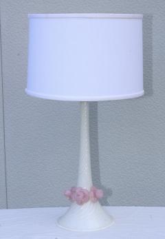 Barovier Toso 1950s Venetian Glass Table Lamp - 1988143