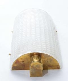 Barovier Toso A Set of 4 Italian Modern Barovier and Toso Wall Lights - 358321
