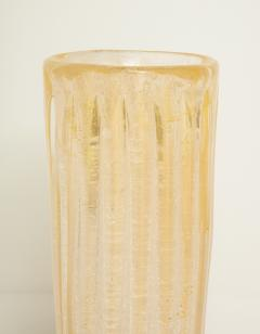 Barovier Toso Barovier Toso Fluted Glass Vase - 2059682
