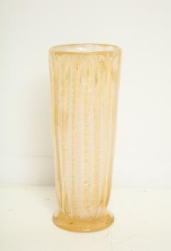 Barovier Toso Barovier Toso Fluted Glass Vase - 2059691