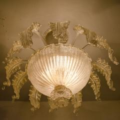 Barovier Toso Barovier Toso Murano Glass Chandelier 1960 - 1039352