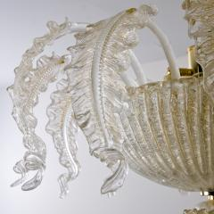 Barovier Toso Barovier Toso Murano Glass Chandelier 1960 - 1039357