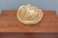 Barovier Toso Barovier Toso Murano Glass Clam Shell Bowl - 1798973