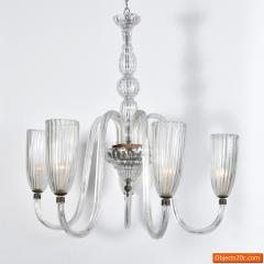 Barovier Toso Chandelier in the Manner of Barovier Toso - 701712