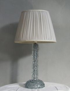 Barovier Toso Chic table lamp attributed to Barovier - 1511546