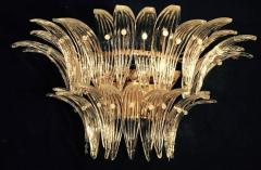 Barovier Toso Four Palmette Sconces by Barovier Toso 1960s - 634415