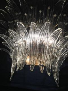 Barovier Toso Four Palmette Sconces by Barovier Toso 1960s - 634426