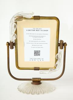 Barovier Toso Frame and mirror 2 in 1 from Murano circa 1940 - 1196600