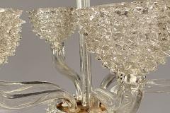 Barovier Toso Glass Chandelier - 1580968