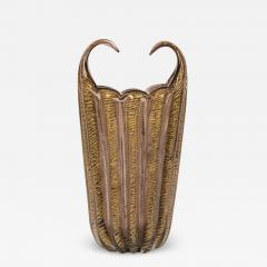 Barovier Toso Large Amethyst Vase Attributed To Barovier Toso - 1848349