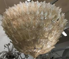 Barovier Toso Majestic Murano Ceiling Light by Barovier Toso circa 1970s - 634315