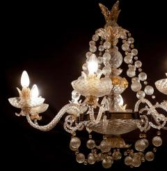 Barovier Toso Overwhelming Murano Glass Chandelier by Barovier Toso 1960 - 1910364