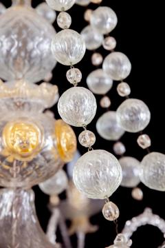 Barovier Toso Overwhelming Murano Glass Chandelier by Barovier Toso 1960 - 1910365