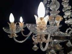 Barovier Toso Overwhelming Murano Glass Chandelier by Barovier Toso 1960 - 1910371