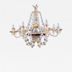 Barovier Toso Overwhelming Murano Glass Chandelier by Barovier Toso 1960 - 1912143