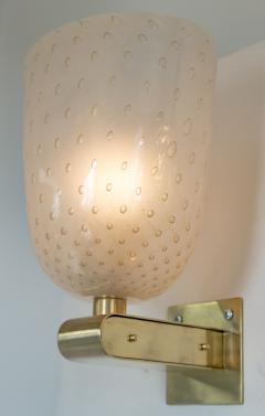 Barovier Toso Pair of Barovier Style Wall Lights Contemporary - 1766870