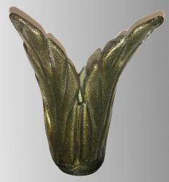 Barovier Toso Rare oval chandelier in Murano glass Italy circa 1940 - 1491334