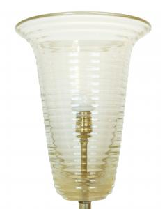 Barovier Toso Venitian Murano Glass Floor Lamp Attributed To Barovier Toso - 616831