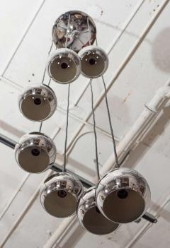 Baum Leuchten Baum Leuchten Cascading Chrome Ceiling Light - 595823