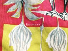 Baumann France Les Grands Paons Signed by Baumann circa 1960s - 1925912