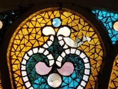 Belcher Mosaic Glass Company Offered by ANTIQUE AMERICAN STAINED GLASS WINDOWS - 1101533