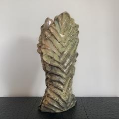 Bella Hunt DDC ACANTHE Raku vase - 1439150