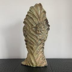 Bella Hunt DDC ACANTHE Raku vase - 1439154