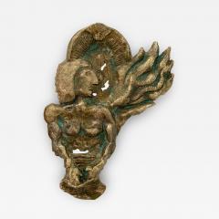 Bella Hunt DDC BOXEUR Bronze wall sculpture - 1435505