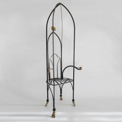 Bella Hunt DDC FAUST Sculptural armchair - 1747664