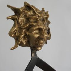 Bella Hunt DDC FAUST Sculptural armchair - 1747673