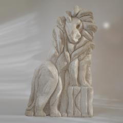 Bella Hunt DDC LEO Lion sculpture - 1747748