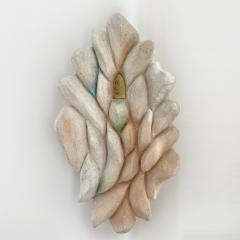 Bella Hunt DDC MANDORLE Stucco wall sculpture - 1434709