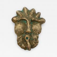 Bella Hunt DDC TETE ROMANE Bronze wall sculpture - 1435506