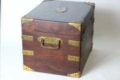 Benson Hedges English Edwardian Cigar Humidor by Benson Hedges made for John Bethune Stein - 1524235