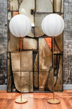 Bergboms Pair of Vintage Floor Lamps By Berg Bom - 1017197