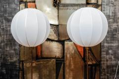 Bergboms Pair of Vintage Floor Lamps By Berg Bom - 1017199