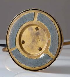 Bergboms Scandinavian Midcentury Desk Lamp in Brass by Bergboms - 1620062