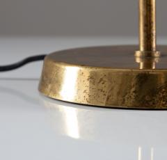Bergboms Scandinavian Midcentury Desk Lamp in Brass by Bergboms - 1620063