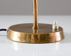 Bergboms Scandinavian Midcentury Desk Lamp in Brass by Bergboms - 1620064