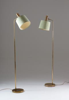 Bergboms Scandinavian Midcentury Floor Lamps Model G 03 by Bergboms Sweden - 1620025
