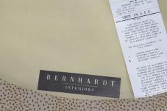 Bernhardt Furniture Company Pair of Like New Bernhardt Swivel Lounge Chairs - 1105411