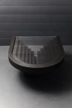 Birnam Wood Studio Brutiful U I Coffee Table Geometric Coffee Table by Birnam Wood Studio - 1089181