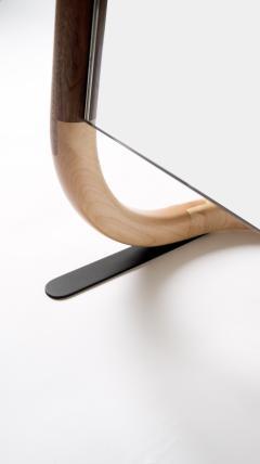 Birnam Wood Studio Standing Halo Mirror by Birnam Wood Studio - 1088570
