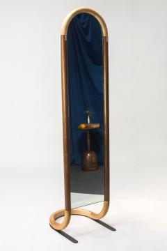 Birnam Wood Studio Standing Halo Mirror by Birnam Wood Studio - 1088574