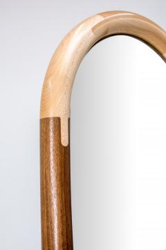 Birnam Wood Studio Standing Halo Mirror by Birnam Wood Studio - 1088576