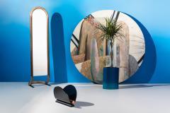 Birnam Wood Studio Standing Halo Mirror by Birnam Wood Studio - 1088579