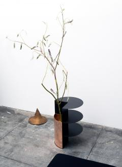 Birnam Wood Studio Total Garbage Side Table Planter Birnam Wood Studio - 1102928
